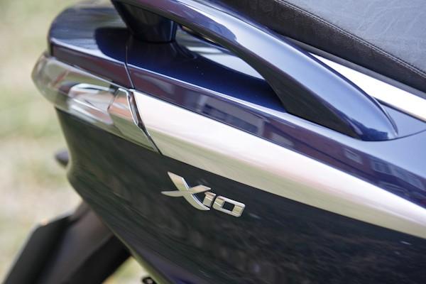 Piaggio X10 08