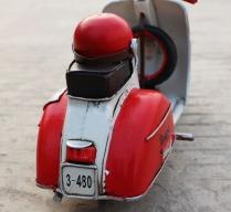 3.Handmade_Antique_Tin_Model_Motorbike_-VESPA_Scooter_1958_Type2_6