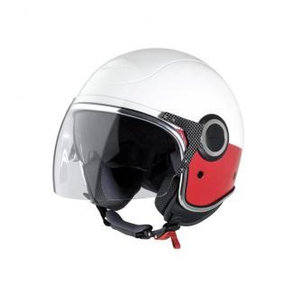 Helmet VJ White