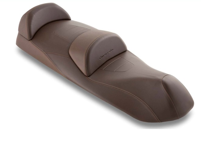 Sillín-Confort-Gel-MP3-Marrón