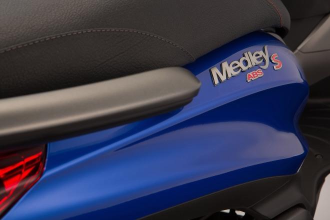 Piaggio Medley S 08