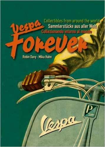 Vespa Forever Cover
