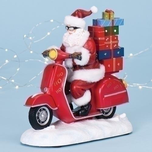 Vespa-Papa-Noel