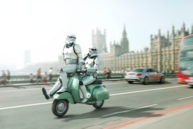 Vespa Star Wars 01