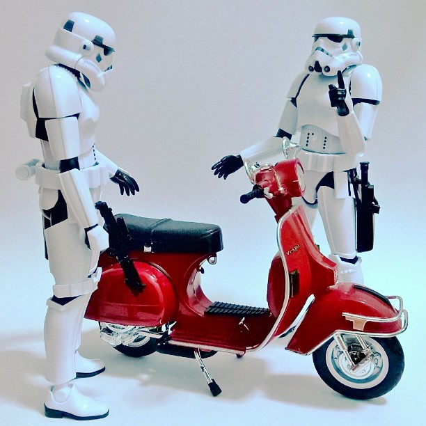 Vespa Star Wars 02