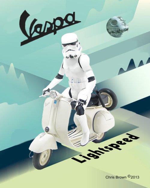 Vespa Star Wars 03