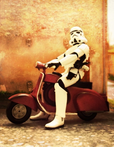 Vespa Star Wars 04