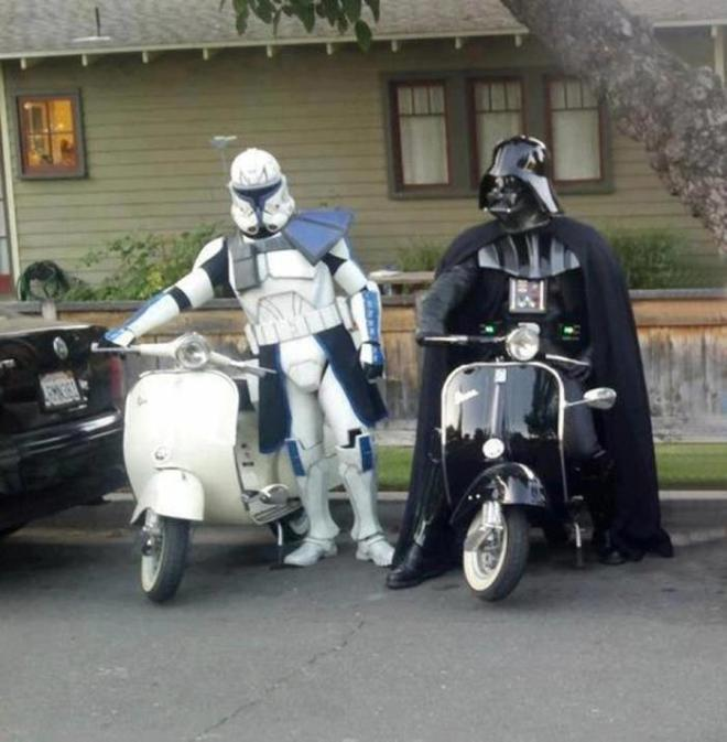 Vespa Star Wars 05