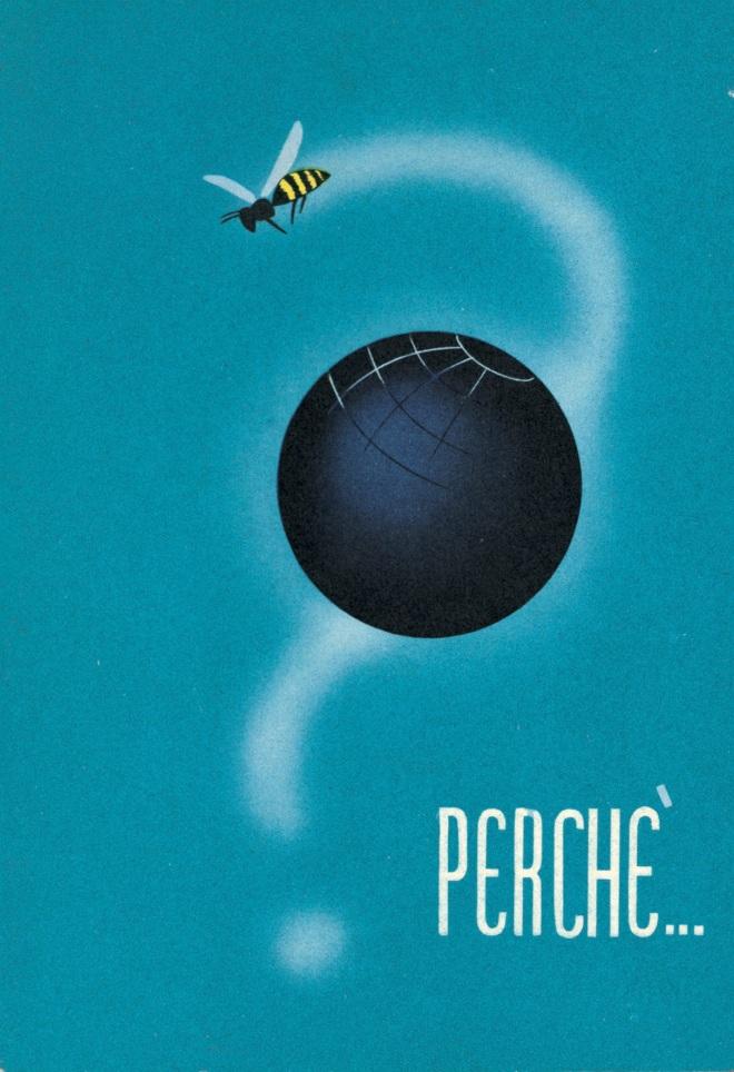 Perche' Vespa 1949