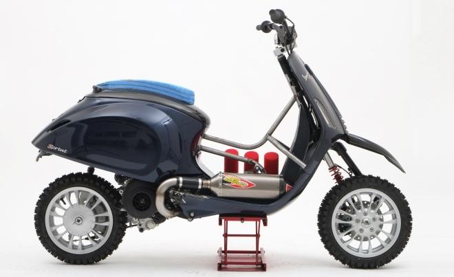 Vespa Desert Racer 01