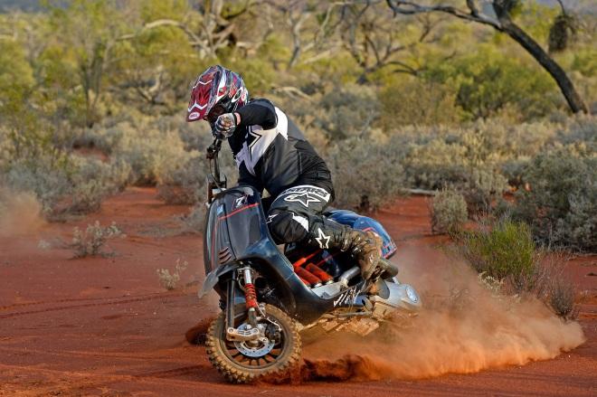Vespa Desert Racer 06