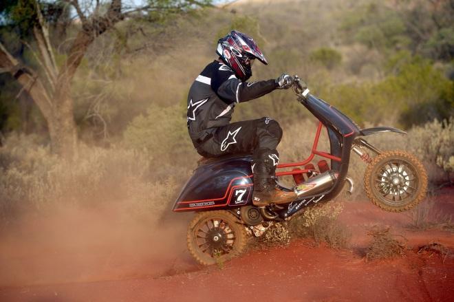 Vespa Desert Racer 07