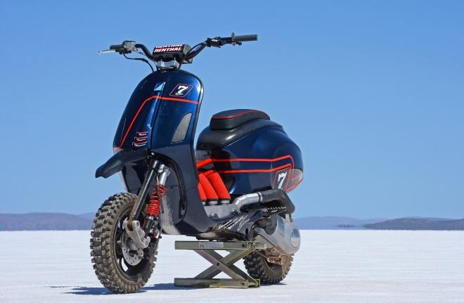 Vespa Desert Racer 08