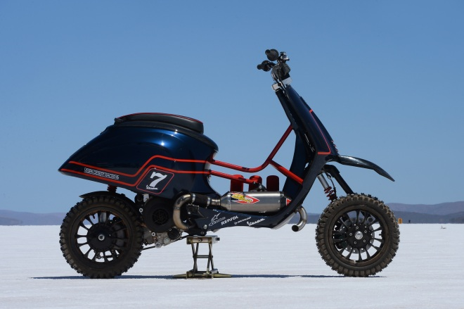 Vespa Desert Racer 09