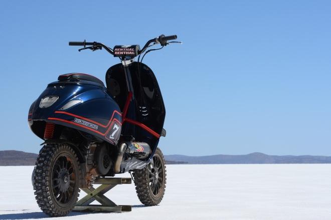 Vespa Desert Racer 10