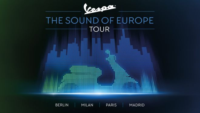 The Sound of Europe Tour in Madrid